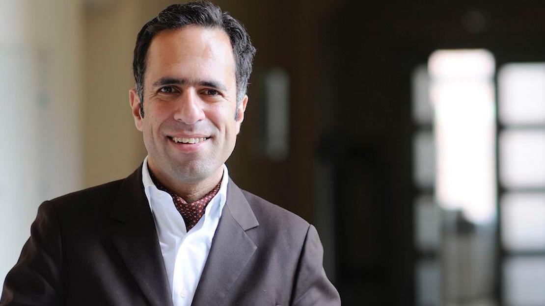 Portrait von Prof. Dr. med. Mazda Adli
