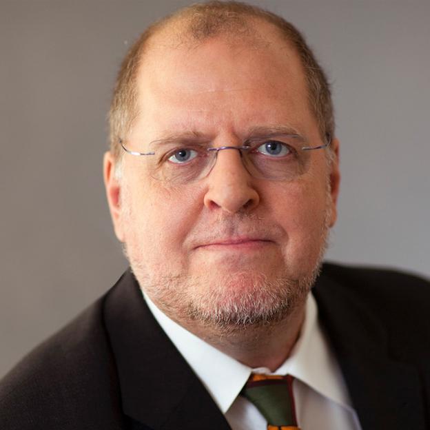 Portrait von Franz Knieps