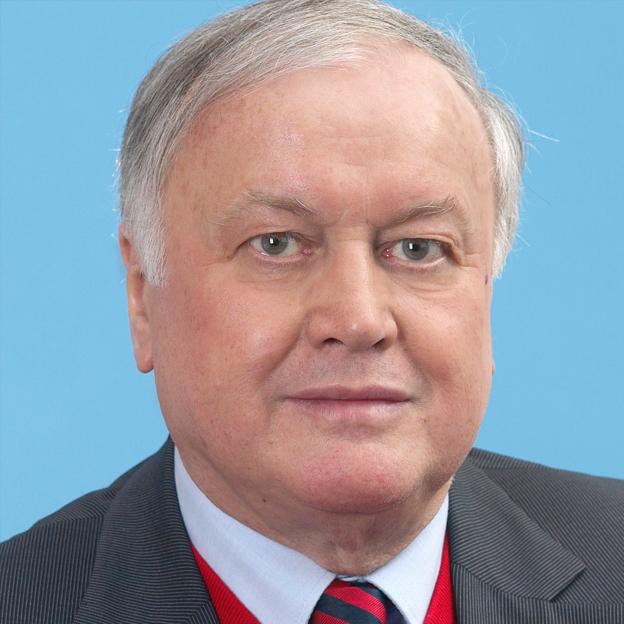 Portrait von Ludwig Stiegler