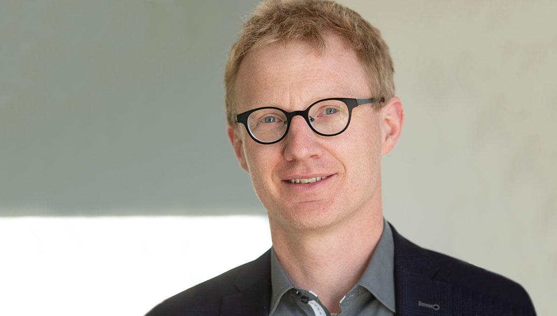 Portrait von Prof. Dr. Georg Schomerus