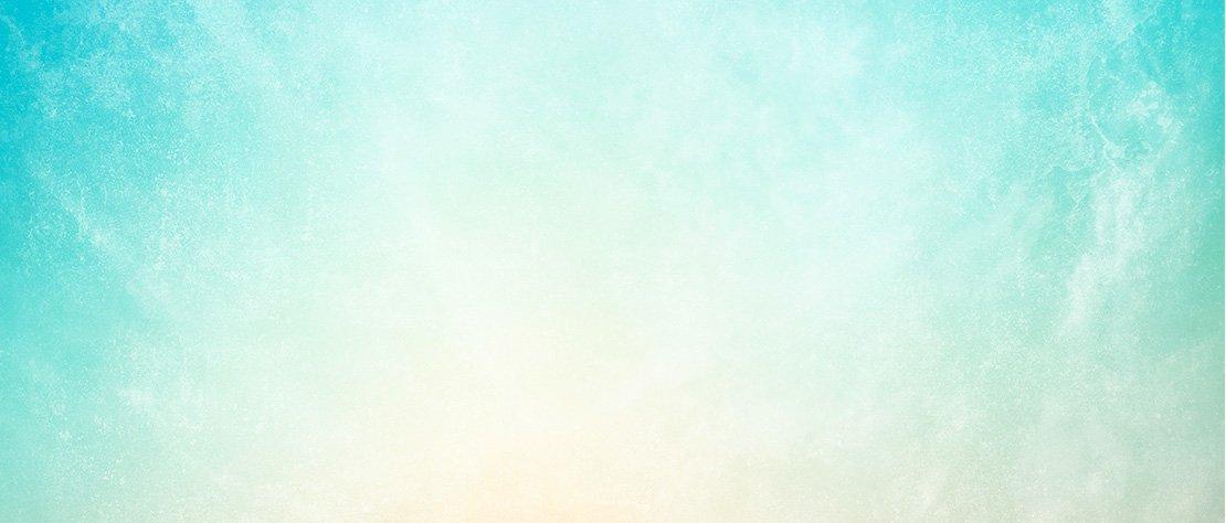 Schmuckbild: Aquarell türkis, sandfarben