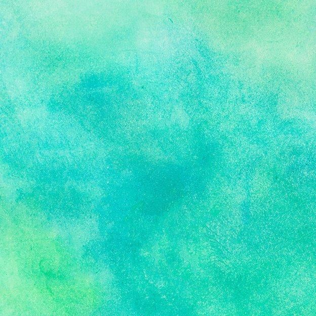 Schmuckbild: Aquarell Grün, Blau